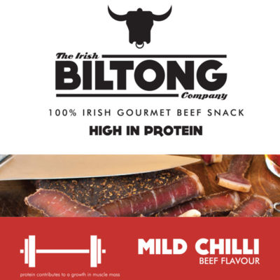 Irish Biltong Chilli Flavour