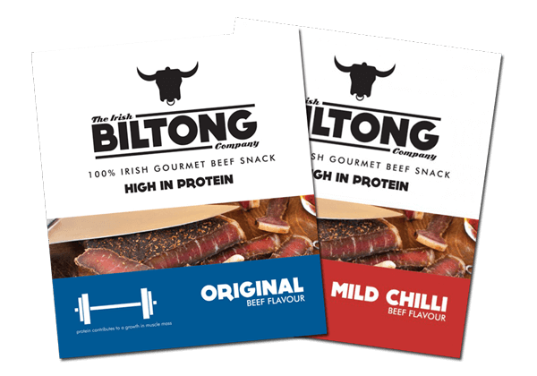 The Irish Biltong Packs