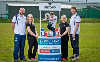 Irish Biltong join up with Connacht Rugby