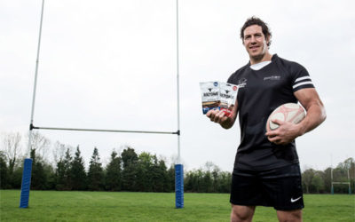 Mike McCarthy - Official Rugby Ambassador for Irish Biltong