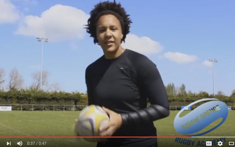 Sophie Spence on YouTube