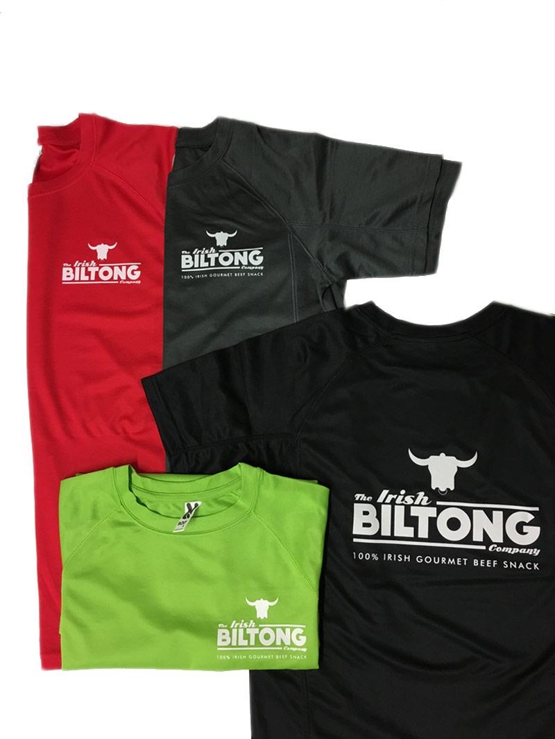 Irish Biltong Mens T-Shirts