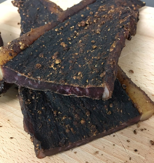 Irish Biltong Solid Pieces
