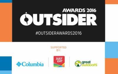 Irish Biltong in the Outsider Magazine Fit Food Award