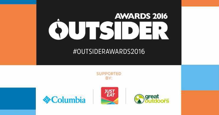 Irish Biltong in the Outsider Magazine Fit Food Award