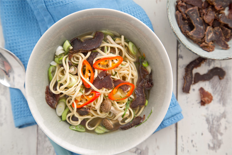 Irish Biltong Pho by Gary O Hanlon recipe