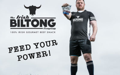 David Kilcoyne - The Irish Biltong Mens Rugby Sports Ambassador