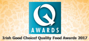 Irish Biltong shortlisted for the Irish Good Choice Quality Food Awards 2017