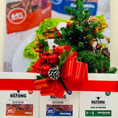 Irish Biltong 65euro Christmas Hamper