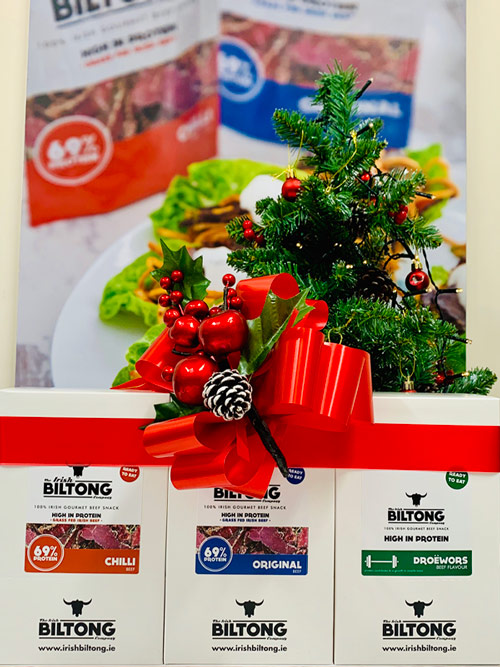 Irish Biltong 65euro Christmas Hamper
