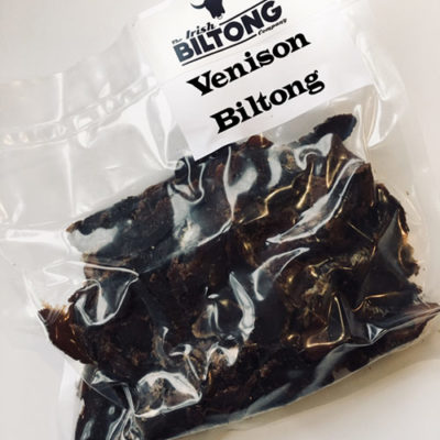 Venison Biltong from Irish Biltong Company
