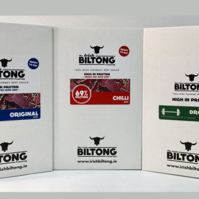 Irish Biltong 30 Pack Hamper