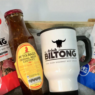 Irish Biltong Compact Hamper