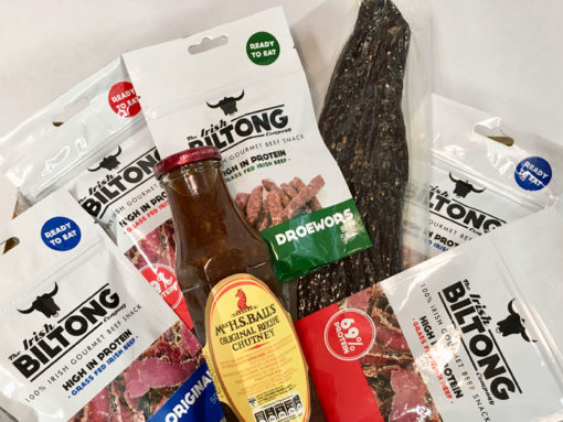 Irish Biltong Medium to Large Hamper