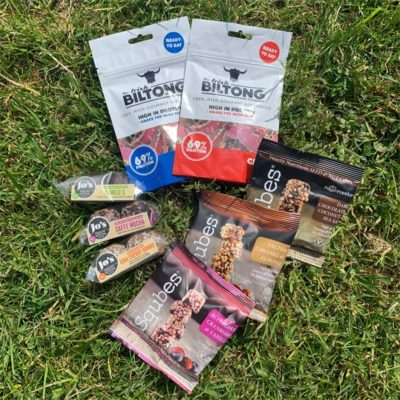 Biltong-power pack for productivity